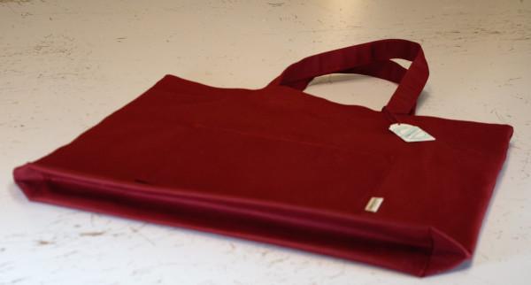 Stofftasche mit Außentasche