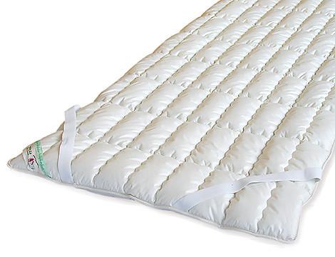 Baumwolle - Unterbett mit Eckgummi