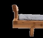Rückenlehne für Balkenbett